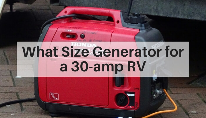Image result for 30 amp rv generator