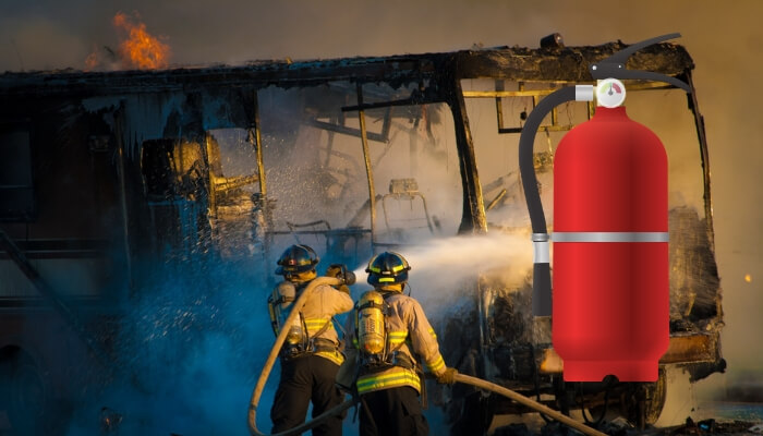 What is the Best RV Fire Extinguisher?