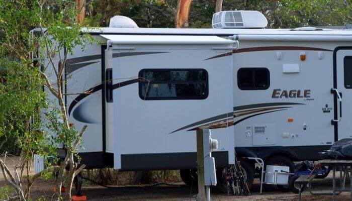 Best Small Travel Trailers with Slide Out